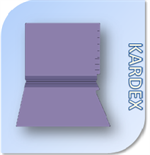 Kardex File Folders & SEM SCAN File Folders