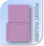 File Folders - Pocket