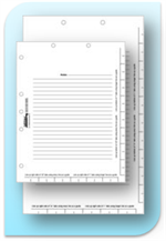 Legal Case File Dividers