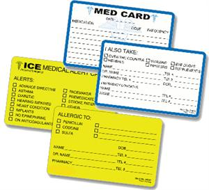 ICE - Emergency Medical Information
